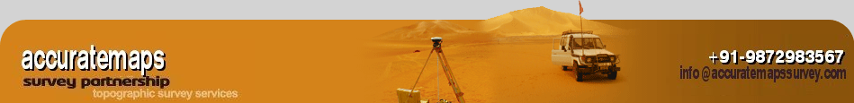 International land survey services